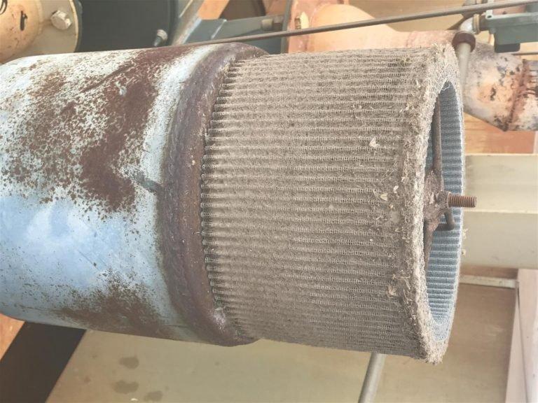 Thermal Oxidizer Repair
